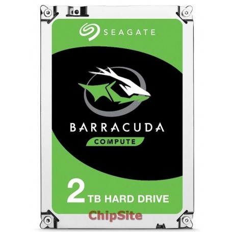 Seagate 2TB Barracuda SATA 6Gb/s