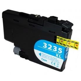 Brother LC3235XL/LC3233 Cyan Compatível