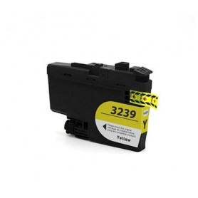 Brother LC3239XL Yellow Compatível