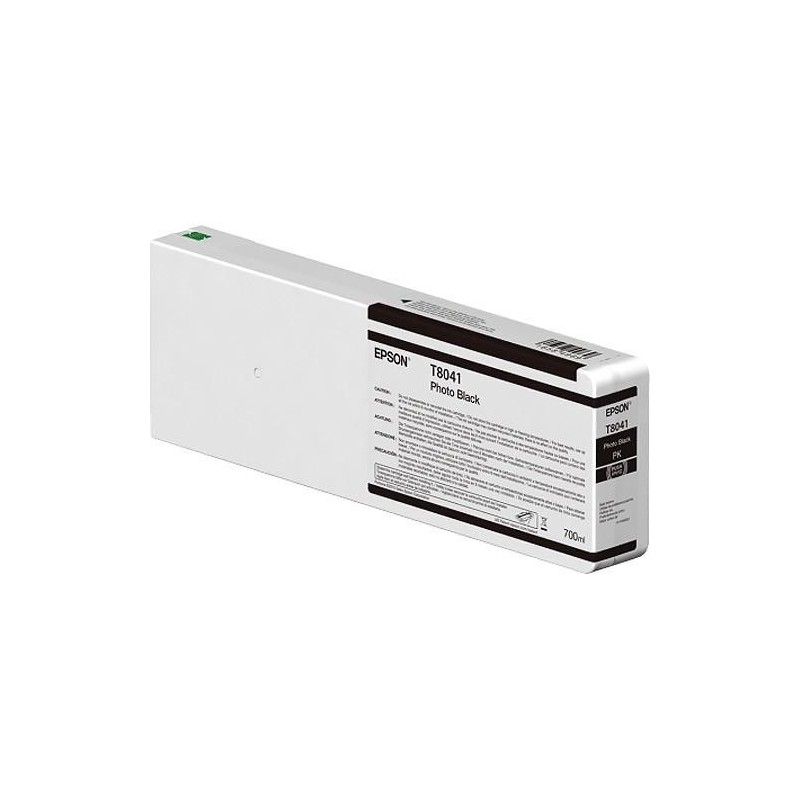 Epson T8041/T8241 PhotoBlack Compatível