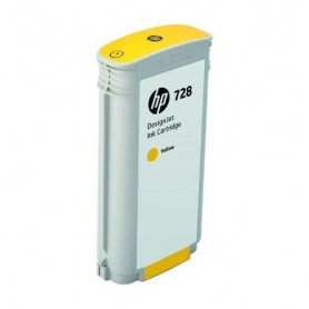 HP 728XL Yellow Compativel