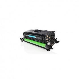 HP CE741A Cyan Toner Compativel Premium