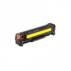 HP CE742A Yellow Toner Compativel Premium