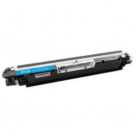 HP CE311A Cyan Toner Compativel Premium