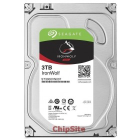 Seagate IronWolf 3TB Sata 6Gb/s
