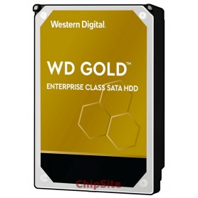 Western Digital 4TB  Gold Enterprise Sata 6Gb/s
