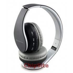 Headset Conceptronic Parris Wireless Bluetooth Preto