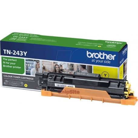 Brother TN243Y Yellow