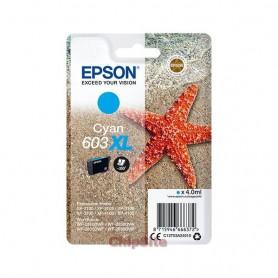 Epson 603XL Cyan
