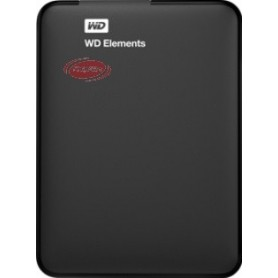 Western Digital   Elements 4TB - USB 3.0