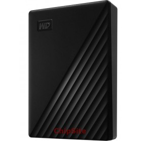 Western Digital MY Passport 5TB Black USB 3.0