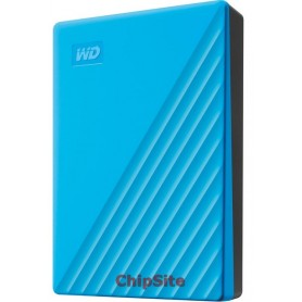 Western Digital MY Passport 4TB Blue USB 3.0
