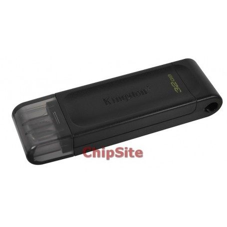 Kingston DataTraveler 70  32GB  USB 3.2 Type C