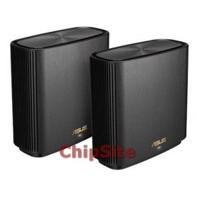 Router Asus ZenWiFi Ax (XT8) Wireless AX6600 Black (2pk)