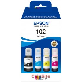 Epson 102 Multipack 4 cores