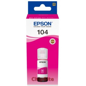 Epson 104 EcoTank  Magenta ink Bottle