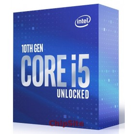 Intel Core i5-10600K  4.1GHz