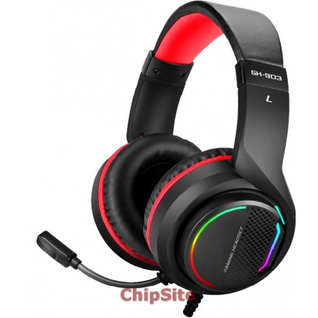 Headset Gaming Xtrike ME 7.1 Surround RGB