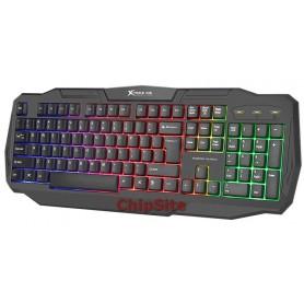 Teclado Gaming Xtrike ME KB-302  Com RGB