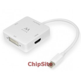 Conversor Ewent Mini DisplayPort to HDMI / DVI / VGA