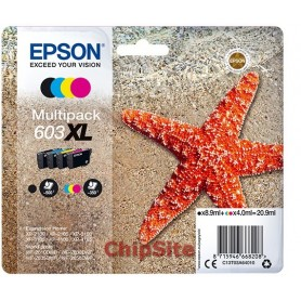 Epson 603XL Multipack 4 cores