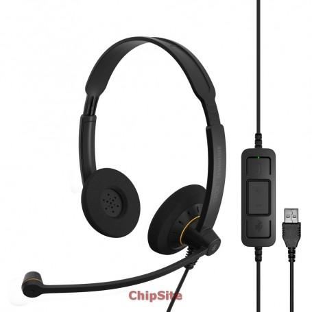 Headset Sennheiser Impact SC 60 USB