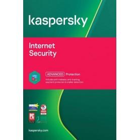 Kaspersky Internet Security  (1 PC'S)