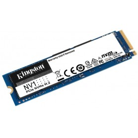 Kingston SSD M.2 2280 NV1 500GB PCIe NVMe
