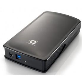 """Conceptronic para discos 3.5"""" SATA USB 3.0"""
