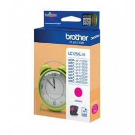 Brother LC125XLM Magenta