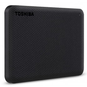 """Toshiba Canvio Advance 4TB Black 2.5"""""""