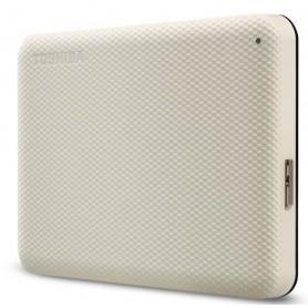 "Toshiba Canvio Advance 1TB White 2.5"""