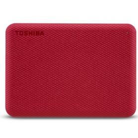 Toshiba Canvio Advance 4TB Vermelho