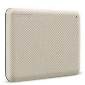 "Toshiba Canvio Advance 4TB White 2.5"""