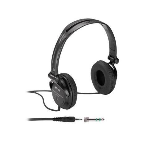 Sony Auscultadores MDR-V150 Black