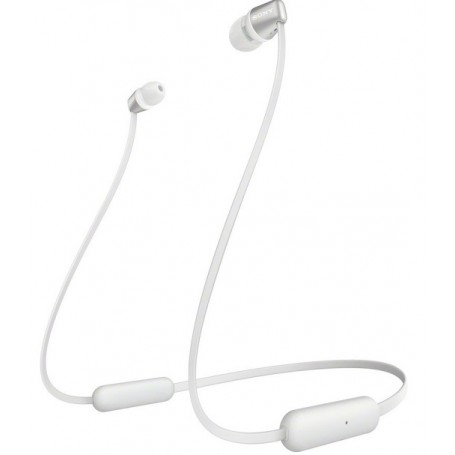 Sony Auriculares Bluetooth WI-C310W White