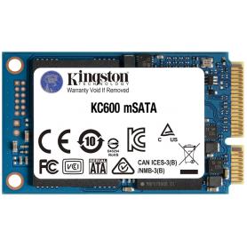 Kingston SSD mSATA KC600 512GB