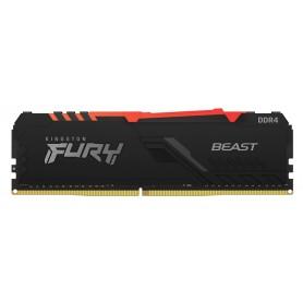 Kingston 8GB DDR4 3200MHz FURY Beast Black