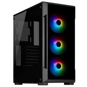Corsair iCUE 220T RGB Vidro Temperado Black