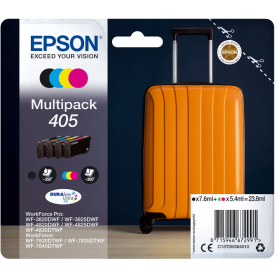 Epson 405 Pack 4 Cores