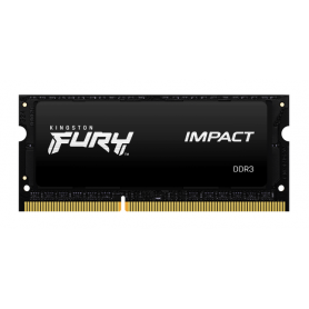 Kingston SODIMM FURY Impact  8GB DDR3L 1600MHz