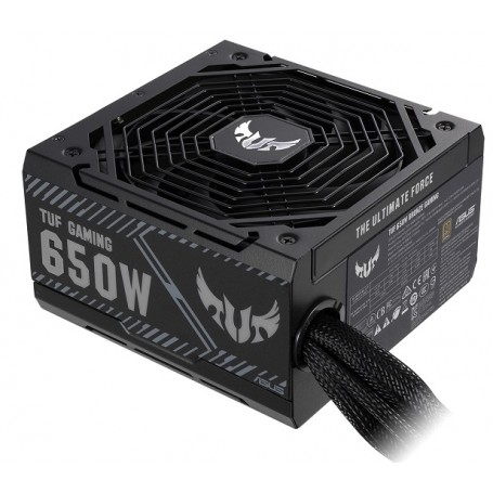 Asus TUF Gaming 650W 80 PLUS Bronze
