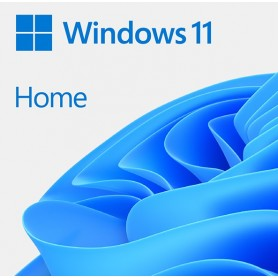 Microsoft Windows 11 Home 64Bit Inglês OEM