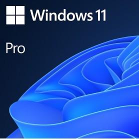 Microsoft Windows 11 Pro 64Bit Inglês OEM